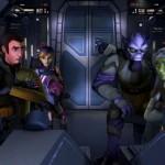Star Wars: Lázadók - A lázadás szikrája