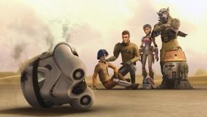 Star Wars: Lázadók – A remény látomása