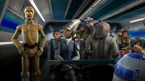 Star Wars: Lázadók – Droidgondok