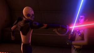 Star Wars: Lázadók - Egy régi mester visszatér