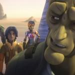 Star Wars: Lázadók - Együtt egymásért