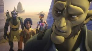 Star Wars: Lázadók – Együtt egymásért