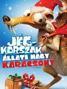 Jégkorszak – Állati nagy karácsony teljes mese
