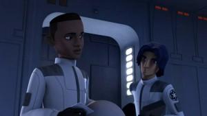 Star Wars: Lázadók - Kadétok és kalandok