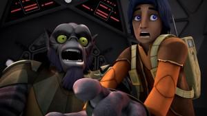 Star Wars: Lázadók – Vadászkaland