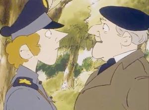 Pityke őrmester – Rabló-pandúr