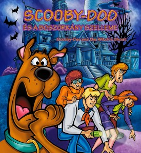 Scooby-Doo és a boszorkány szelleme teljes mese