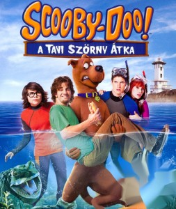 Scooby-Doo és a tavi szörny átka online mesefilm