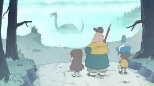 Rejtélyek városkája – Falógüzü legendája