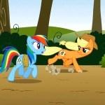 Én kicsi pónim: Varázslatos barátság - A futóverseny