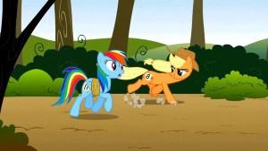 Én kicsi pónim: Varázslatos barátság – A futóverseny