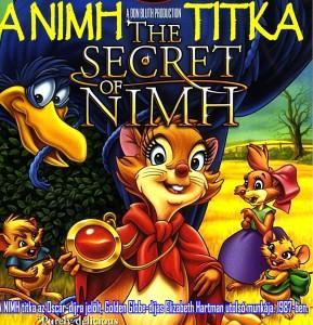 A NIMH titka teljes mese