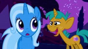 Én kicsi pónim: Varázslatos barátság – A szemfényvesztő