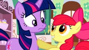 Én kicsi pónim: Varázslatos barátság – A szépségjegy