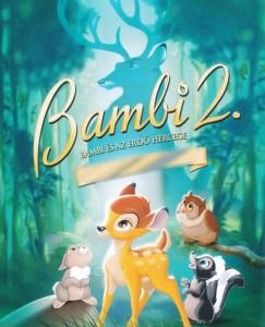 Bambi 2 – Bambi és az erdő hercege teljes mese
