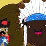 Én kicsi pónim: Varázslatos barátság - Bölény-vita
