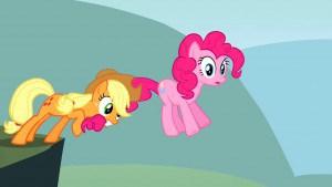 Én kicsi pónim: Varázslatos barátság – Pinky-kín