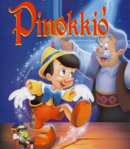 Pinokkió online mese