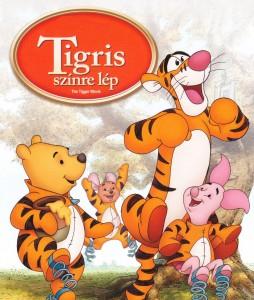 Tigris színre lép teljes mese