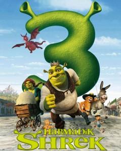Harmadik Shrek teljes mese