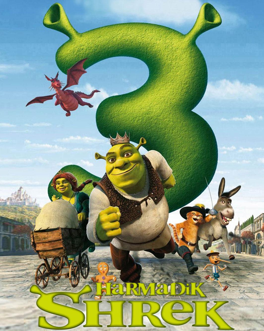 Shrekbol Az Angyal Teljes Mese Mesekincstar