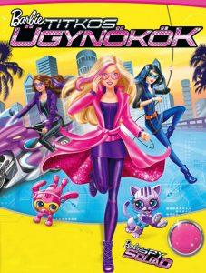Barbie: Titkos ügynökök online mesefilm