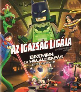 LEGO: Az Igazság Ligája: Batman és Halálcsapás online mesefilm