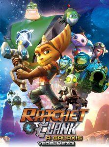 Ratchet és Clank – A galaxis védelmezői teljes mesefilm