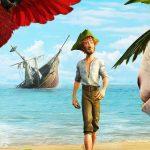 Robinson Crusoe teljes mesefilm