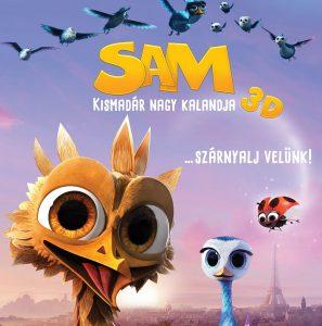 Sam – Kismadár nagy kalandja teljes mese