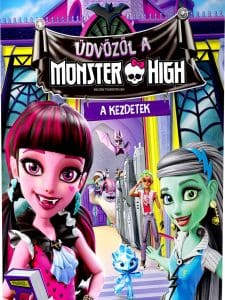 Monster High: Üdvözöl a Monster High online mesefilm