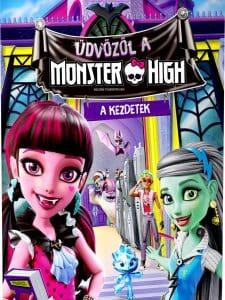 Monster High: Üdvözöl a Monster High online mesefilm