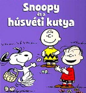 Snoopy és a Húsvéti kutya teljes mese