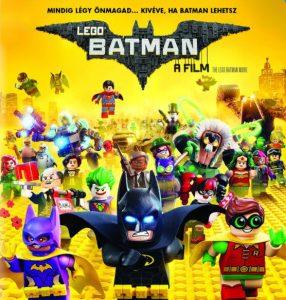 Lego Batman – A film teljes mese