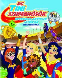 Tini szuperhősök – Intergalaktikus játékok teljes mese