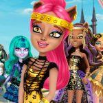Monster High - 13 kívánság teljes mese