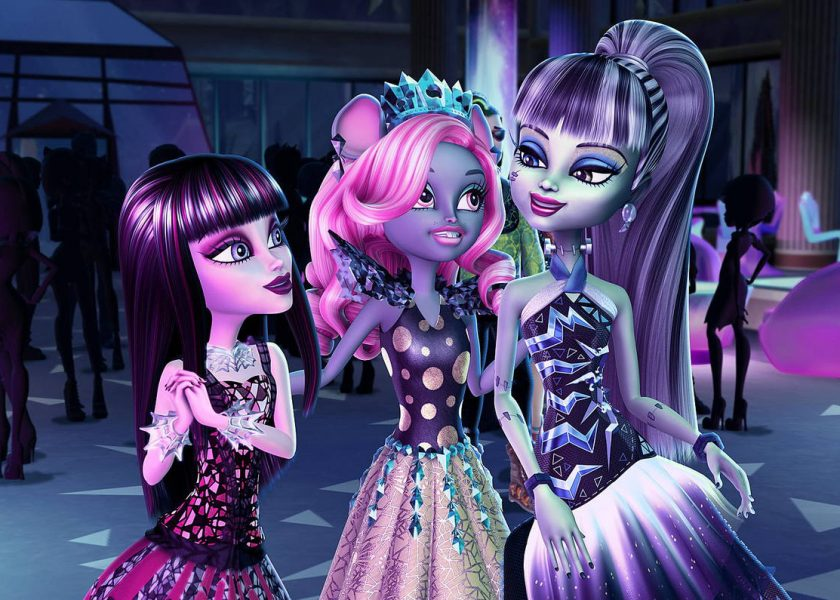 MeseLandia - Monster High mesék