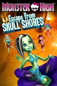 Monster High - Menekülés Koponya-szigetről teljes mese