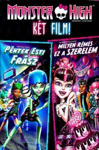 Monster High: Milyen rémes ez a szerelem teljes mese