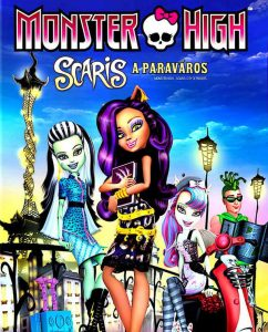 Monster High: Scaris, a paraváros teljes mese