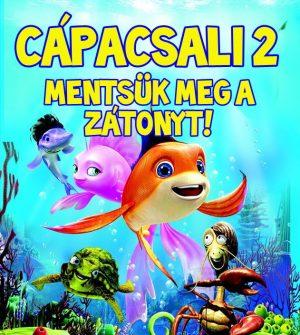 Cápacsali 2: Mentsük meg a zátonyt! online mesefilm