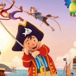 Cápi kapitány – Kalandos vizeken online mese